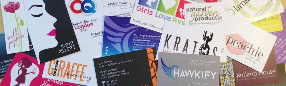 Sheffield graphics designers the smart station may i have one of your business cards reheart Image collections