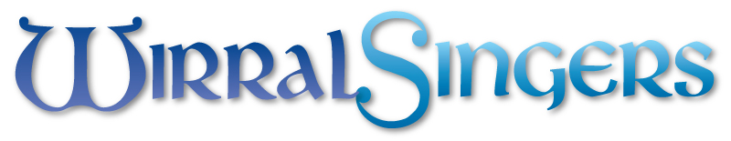 Wirral Singers logo designed by Gaynor Carr at The Smart Station
